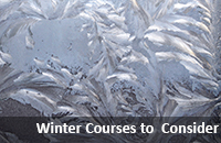 Winter Courses to Highly Consider